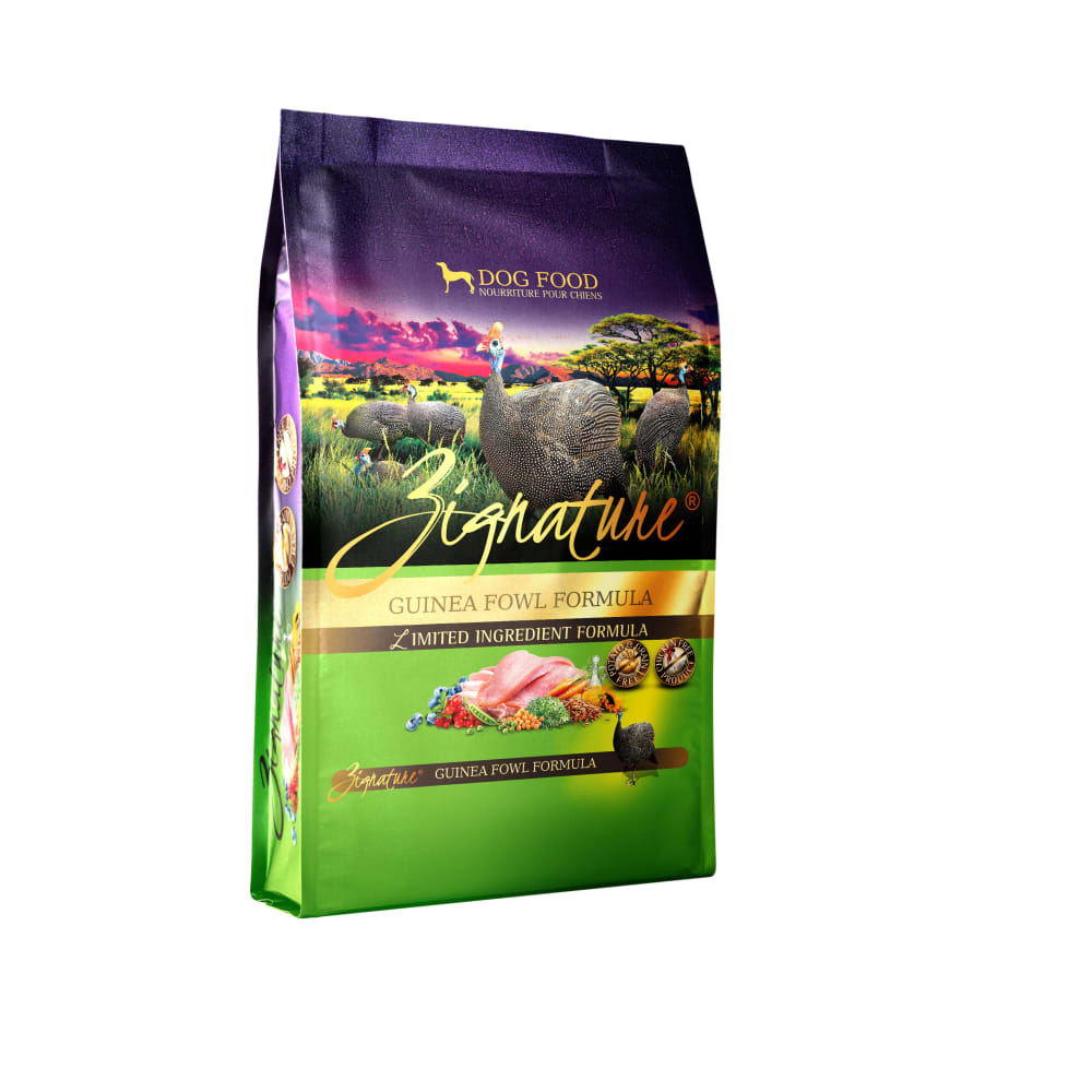 Zignature - Limited Ingredient Guinea Fowl Formula Dog Food