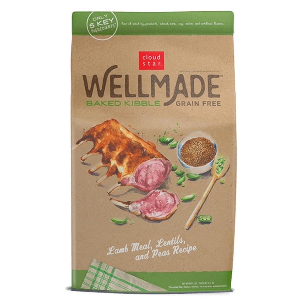 Cloud Star - WellMade Baked Kibble Grain Free Lamb Meal