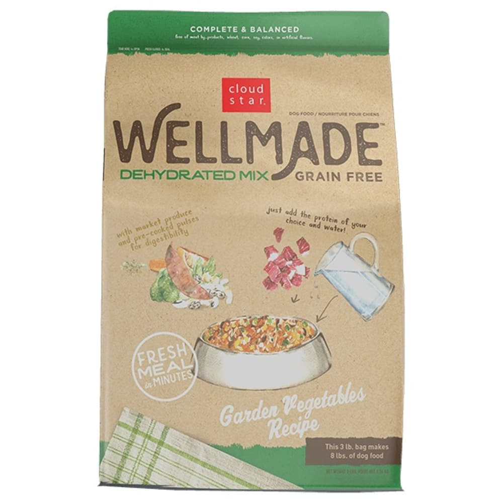 Cloud Star - WellMade Dehydrated Garden Vegetable Mix