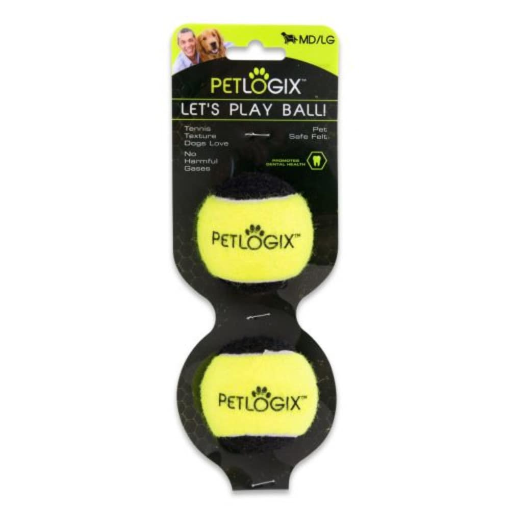 Petlogix - Lets Play Ball 2pack, MD/LG