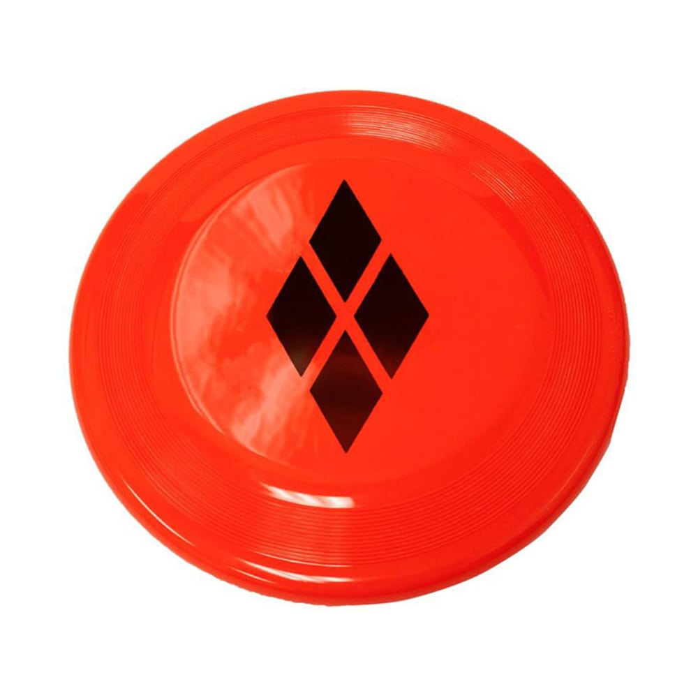 Buckle Down - Harley Quinn Diamond Red/Black Frisbee