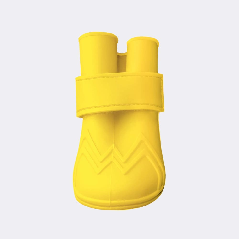 Canada Pooch - Wellies Yellow Boots