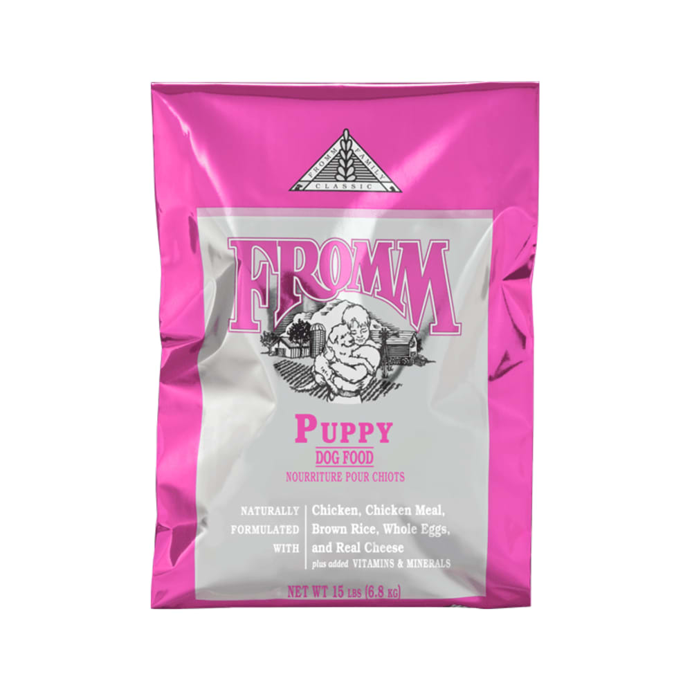 Fromm - Classic Puppy Dry Food, 15lbs