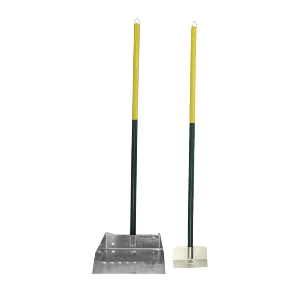 Four Paws - Lightweight & Durable Pet Waste Rake Set