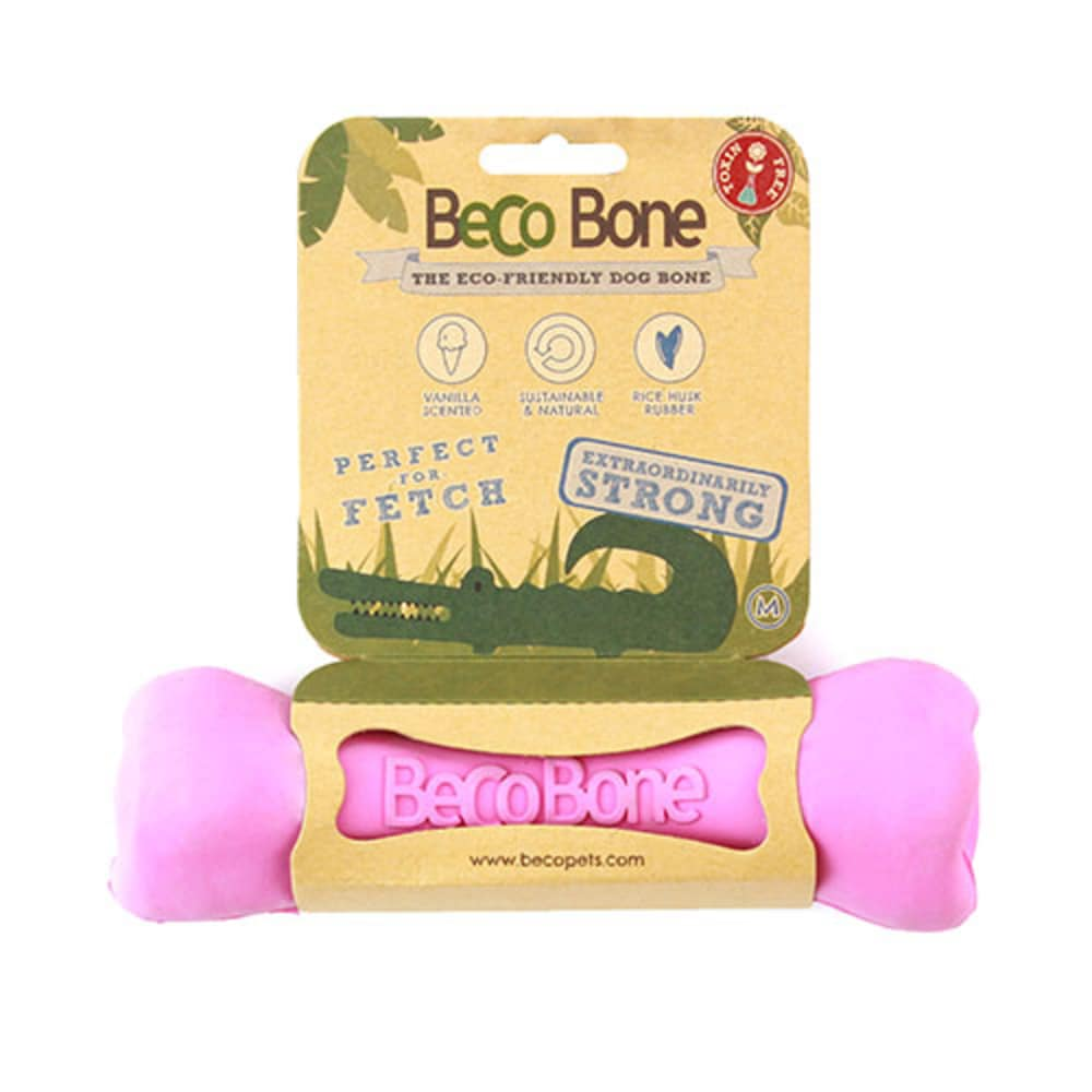 Beco - Rubber Bone Pink