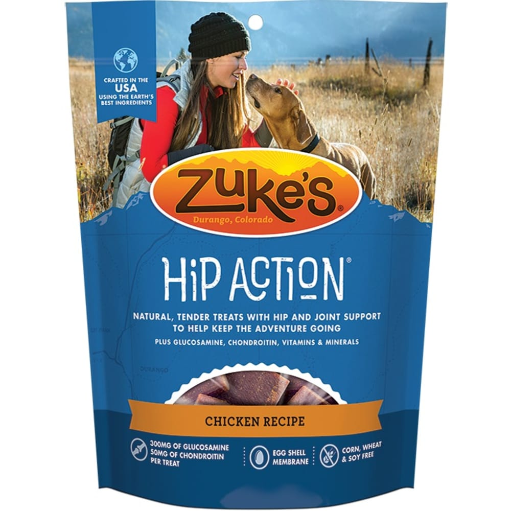 Zuke's - Hip Action Roasted Chicken Recipe Dog Treat