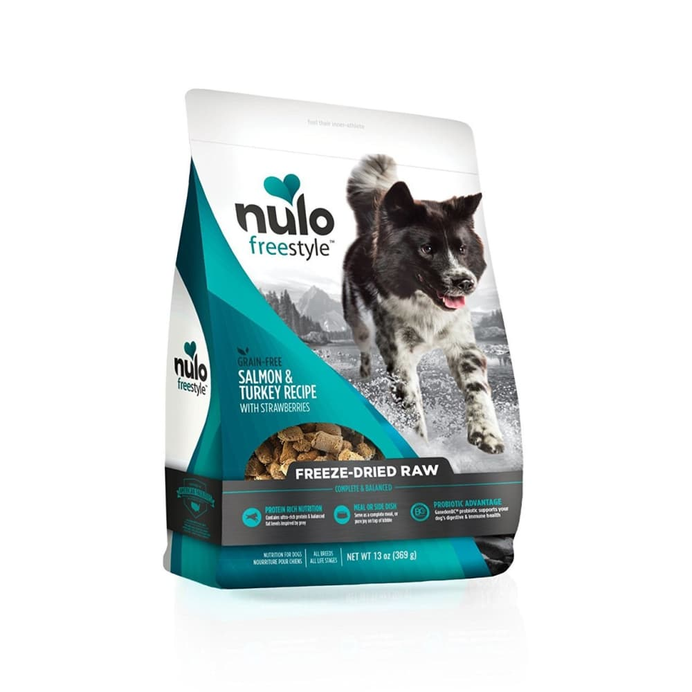 Nulo - FreeStyle Dog Freeze Dried Salmon