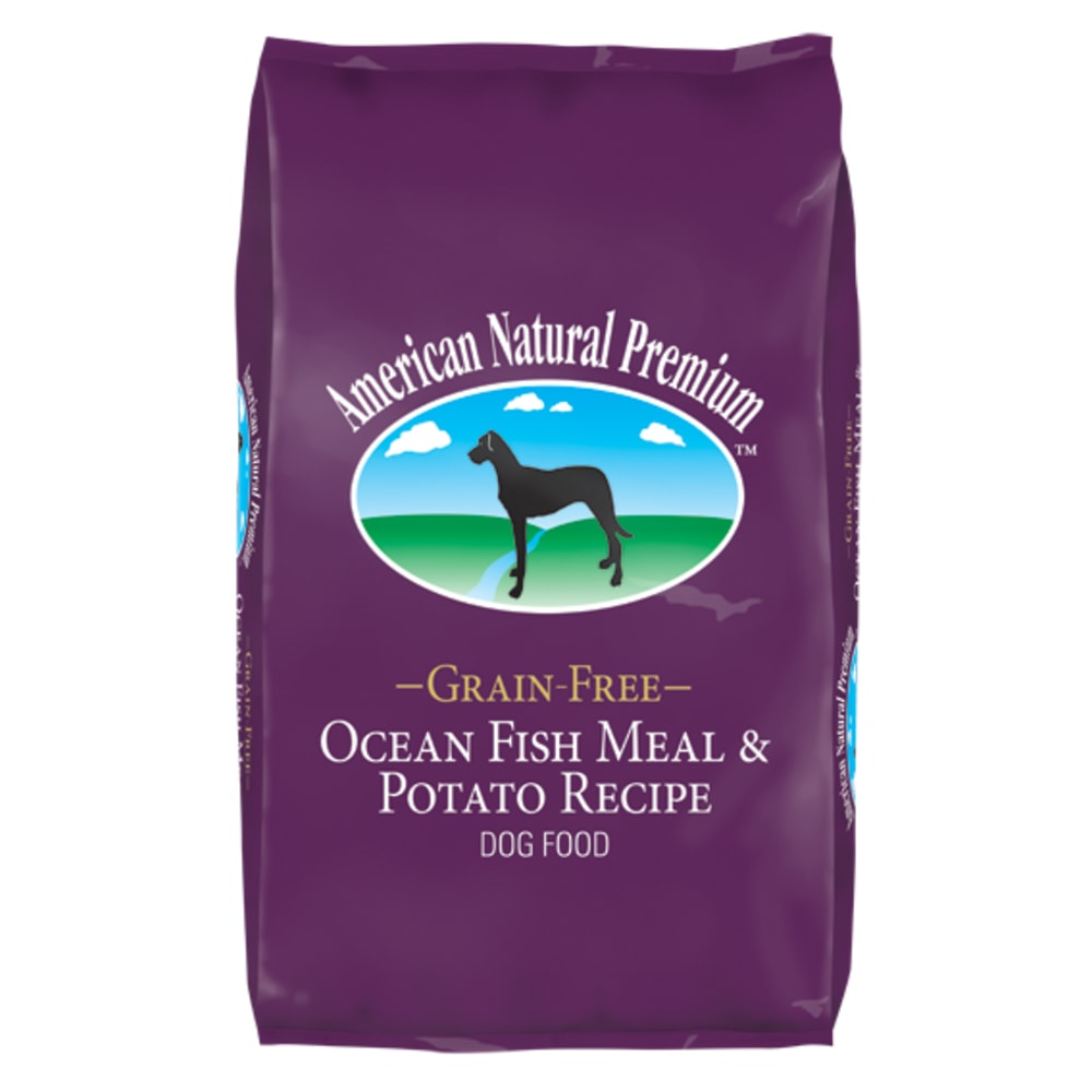 American Natural Premium - Grain-Free Ocean Fish Meal & Potato Recipe Dry Dog Food