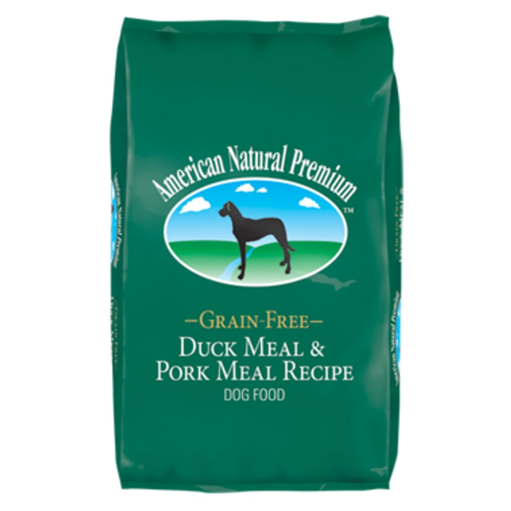 American Natural Premium - Grain-Free Duck Meal & Pork Recipe Dry Dog Food