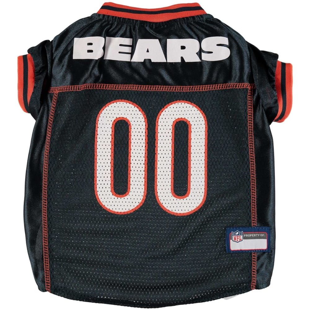 best service d6a30 a7430 Pets First - Official NFL Chicago Bears Jersey for Dogs, X-Large