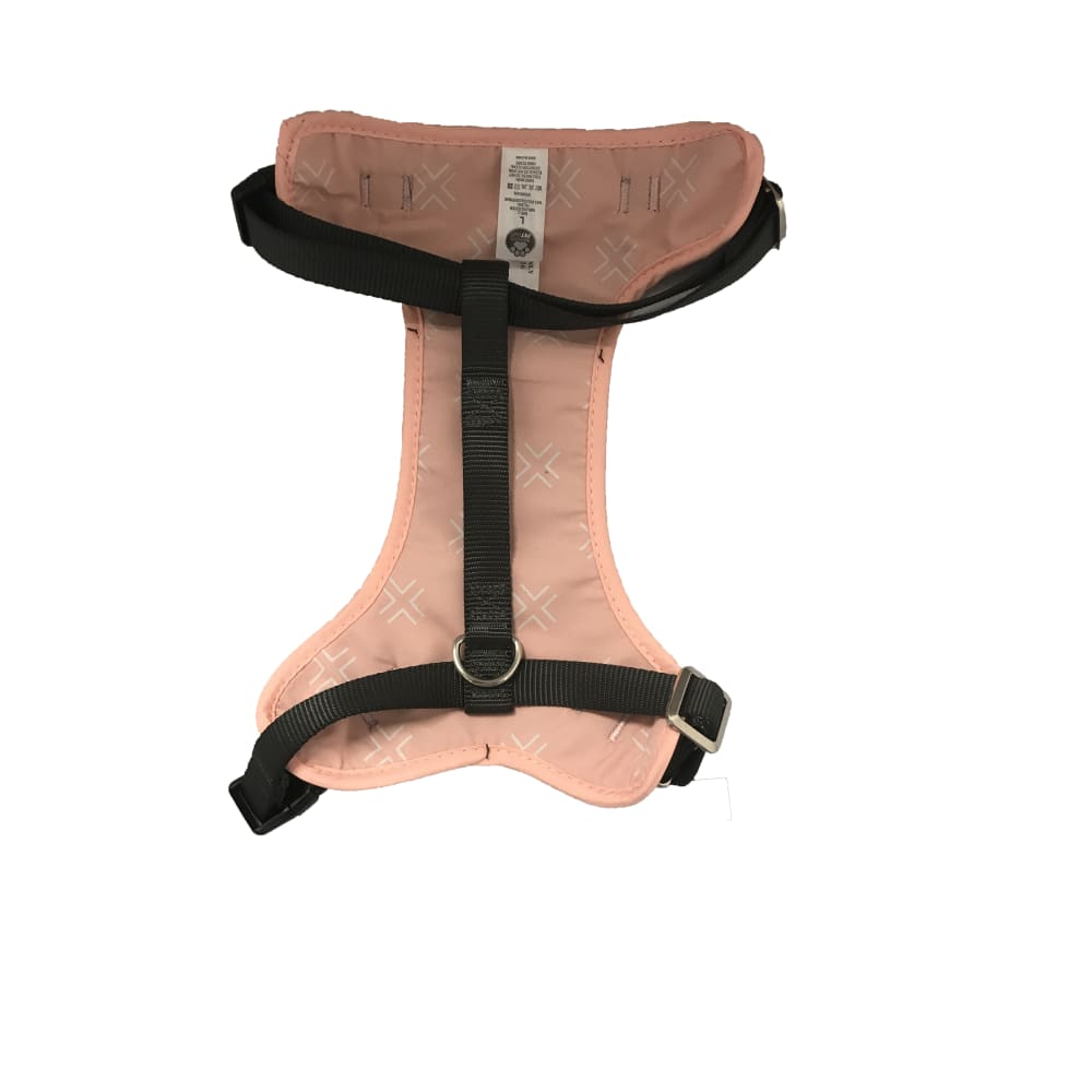Bentley's Pet Stuff - Pink Contrast Harness