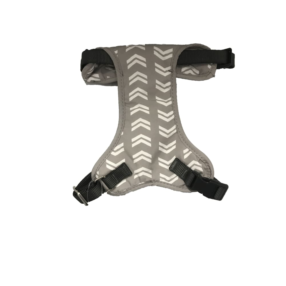Bentley's Pet Stuff - Grey Arrow Harness