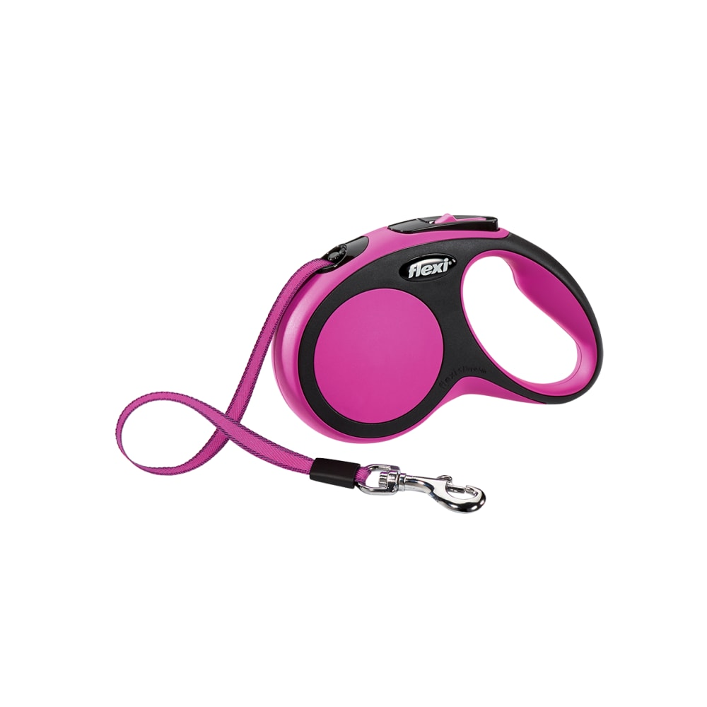 Flexi - Retractable Comfort Lead Pink