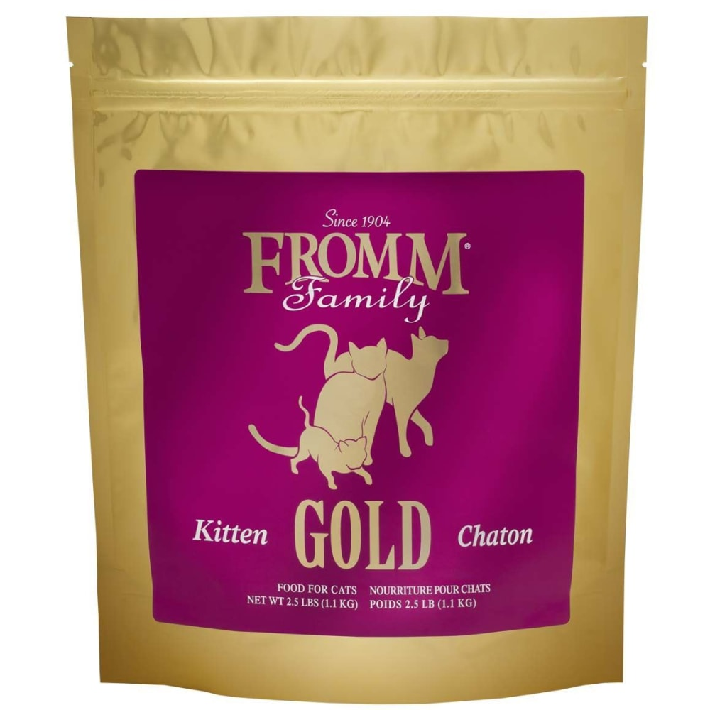 Fromm - Gold Kitten Dry Cat Food, 2.5lb