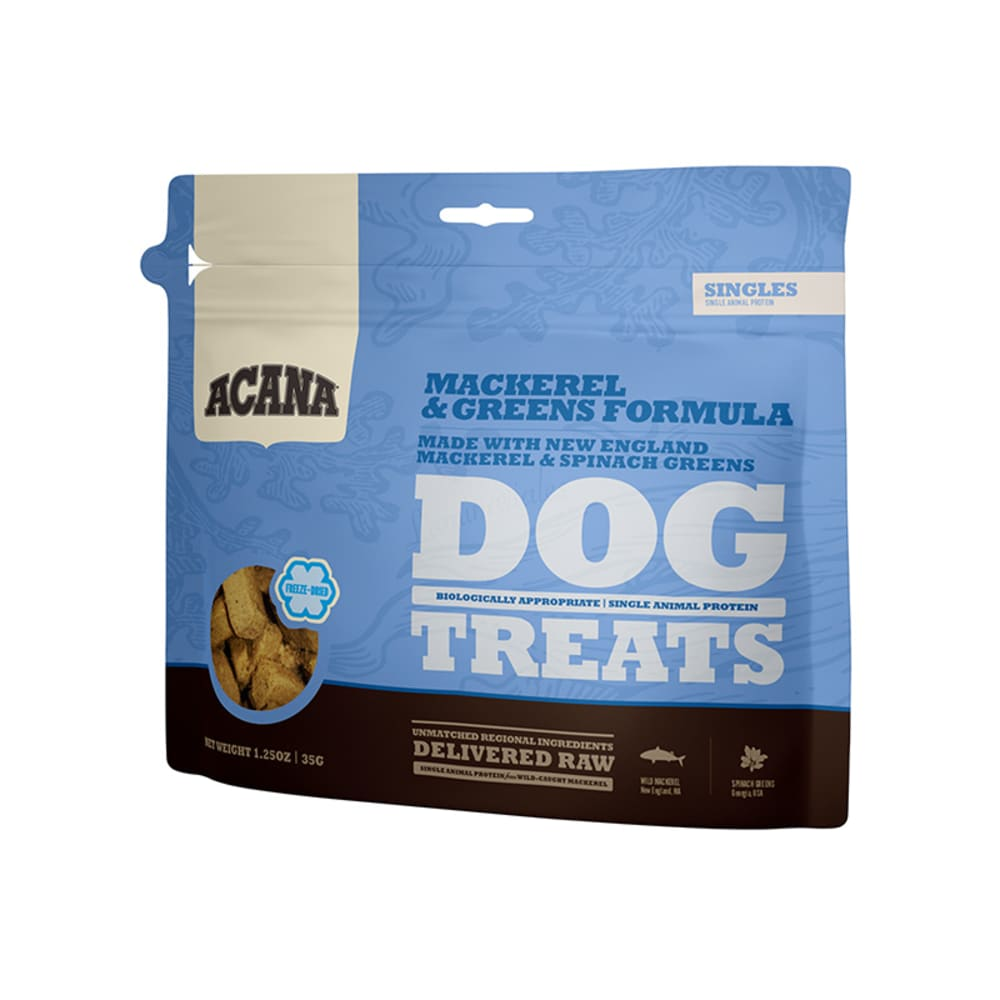 Acana - Mackerel & Greens Freeze Dried Dog Treat