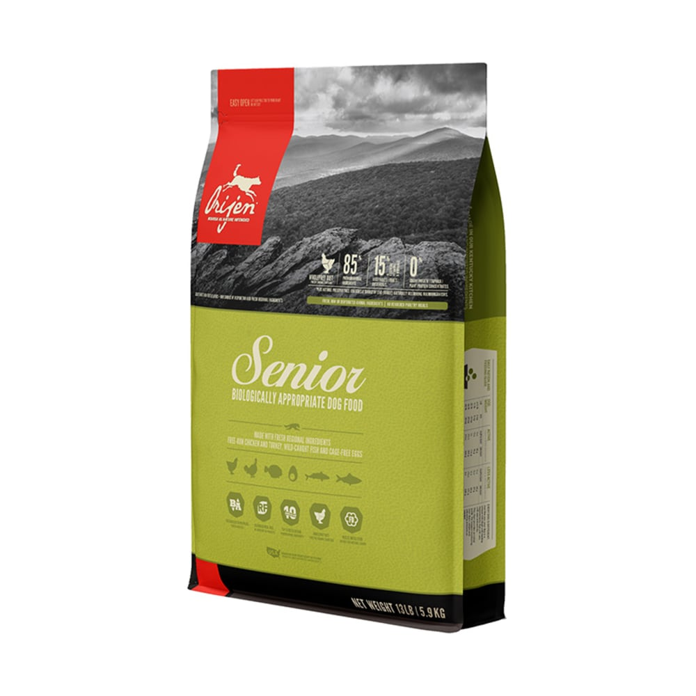 Orijen - Senior Grain-Free Dry Dog Food