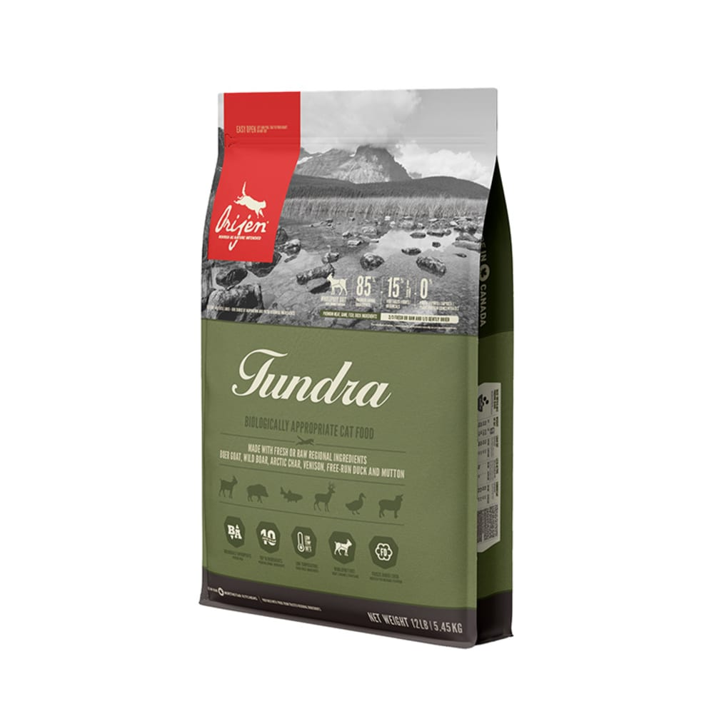 Orijen - Tundra Grain-Free Dry Cat Food