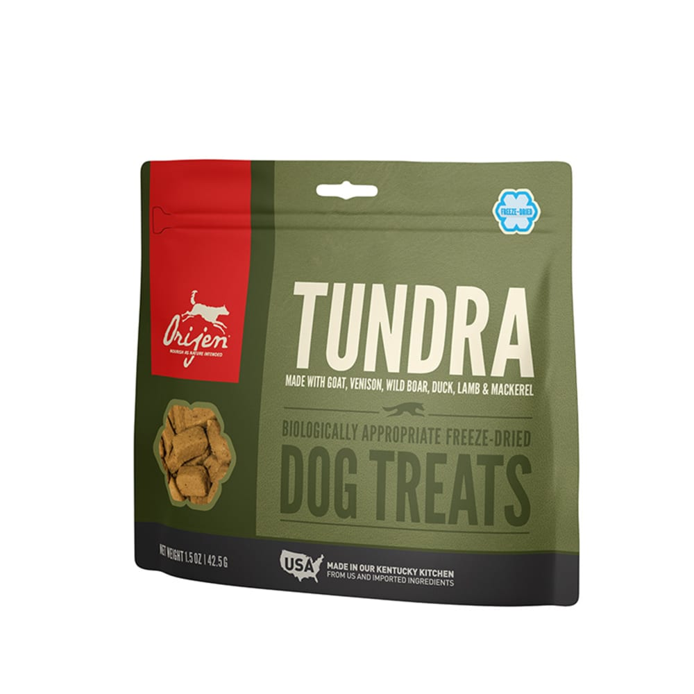 Orijen - Tundra Freeze-Dried Dog Treat