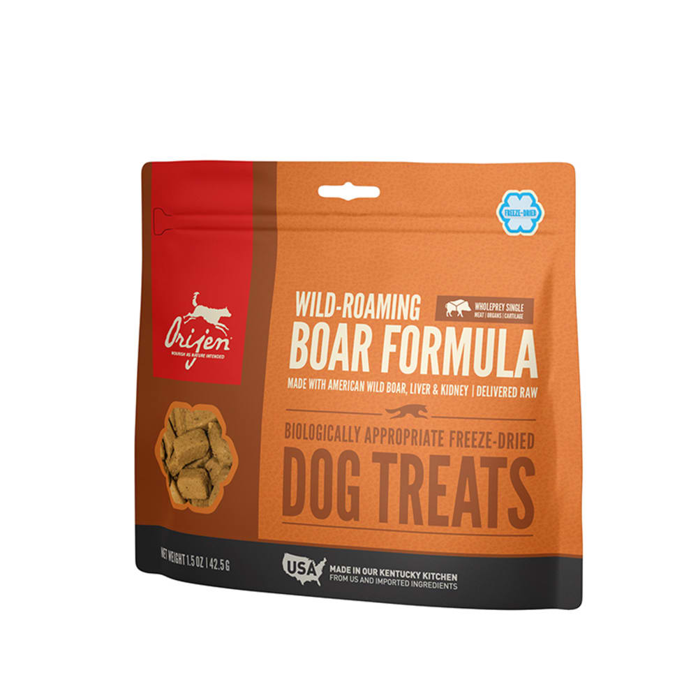 Orijen - Wild Boar Freeze-Dried Dog Treat
