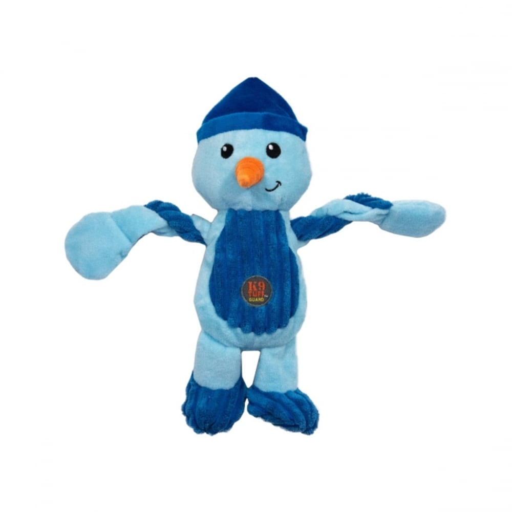 Outward Hound - Pulleez Holiday Snowman Small Dog Toy