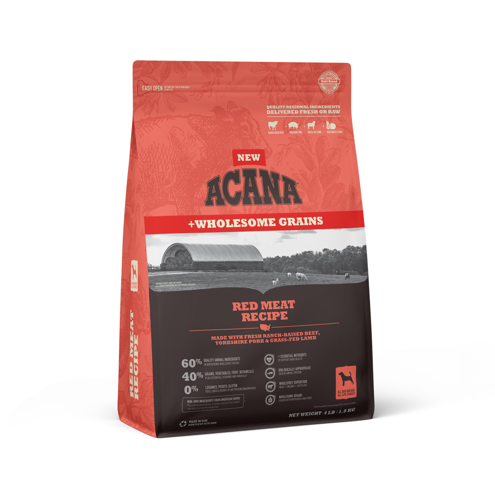 Acana - Wholesome Grains Red Meat Recipe Dry Dog Food