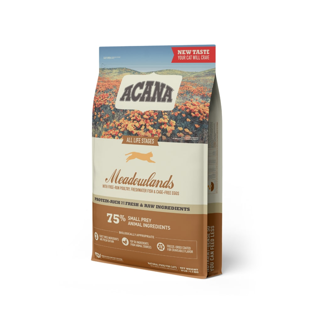 Acana - Meadowlands Grain-Free Dry Cat Food