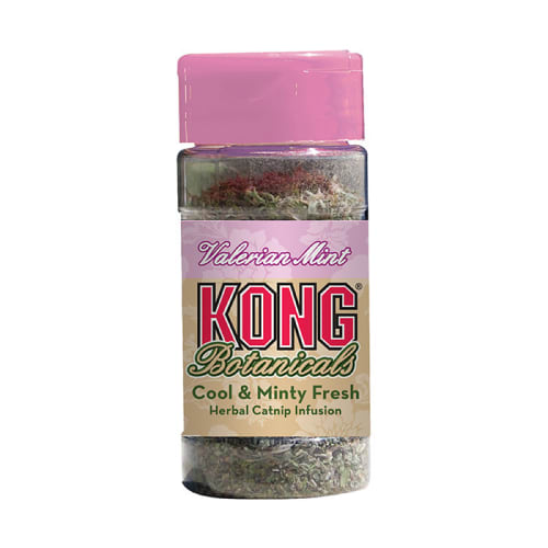 Kong - Botanicals Valerian & Peppermint Blend Cool & Minty Fresh Catnip