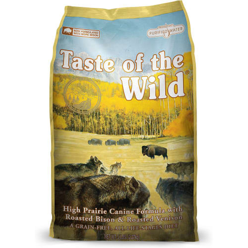 Taste Of The Wild - High Prairie Grain-Free Dry Dog Food