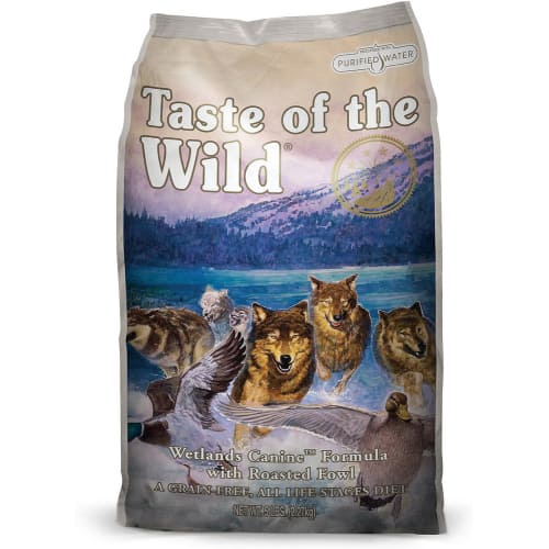 Taste Of The Wild - Wetlands Grain-Free Dry Dog Food