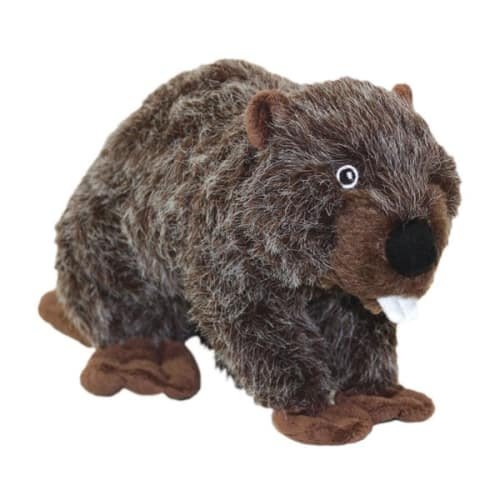 VIP Products - Mighty Beaver Soft & Durable Dog Toy, 12in