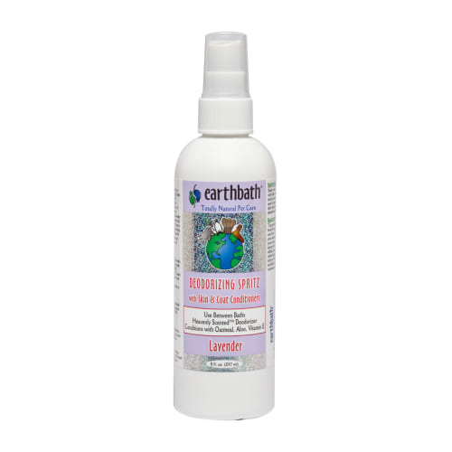 Earthbath - Deodorizing Lavender Spritz With Skin & Coat Conditioners, 8oz