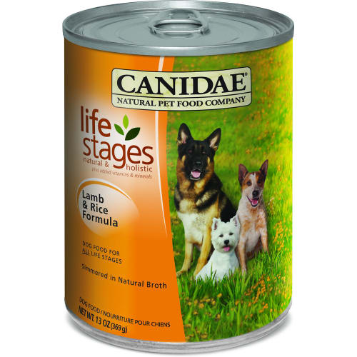 Canidae - All Life Stages Lamb & Rice Formula Canned Dog Food
