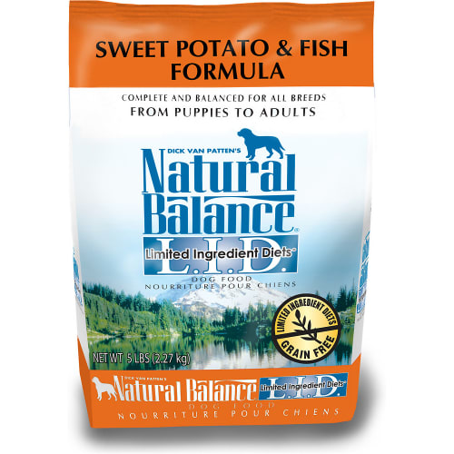 Natural Balance - Limited Ingredient Diets Sweet Potato & Fish Formula Grain-Free Dry Dog Food