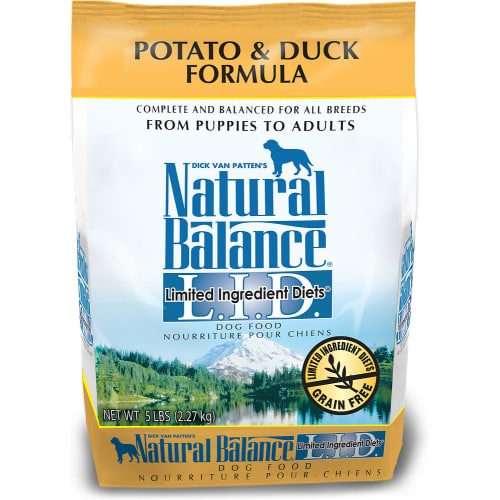 Natural Balance - Limited Ingredient Diets Potato & Duck Formula Grain-Free Dry Dog Food
