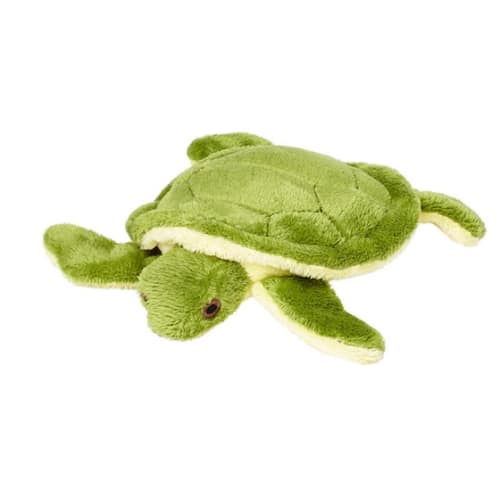 Fluff & Tuff - Esmeralda The Turtle Durable & Ultra Plush Dog Toy, 7in