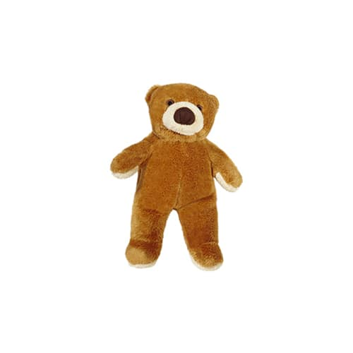 Fluff & Tuff - Cubby Bear Durable & Ultra Plush Dog Toy, 6in