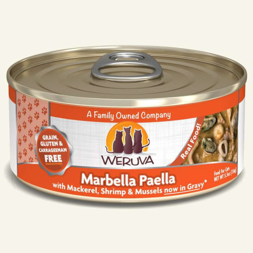 Weruva - Marbella Paella With Mackerel