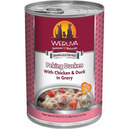 Weruva - Pecking Ducken Grain-Free Canned Dog Food