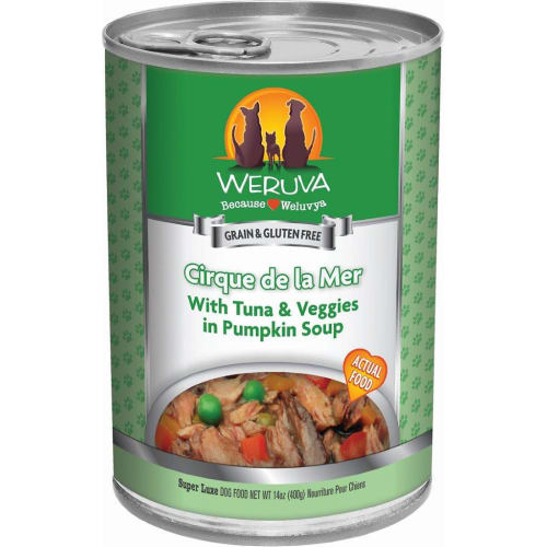 Weruva - Cirque De La Mer Grain-Free Canned Dog Food