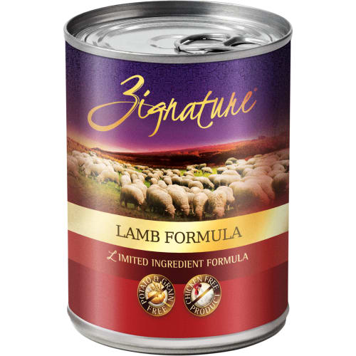 Zignature - Limited Ingredient Lamb Formula Grain-Free Canned Dog Food