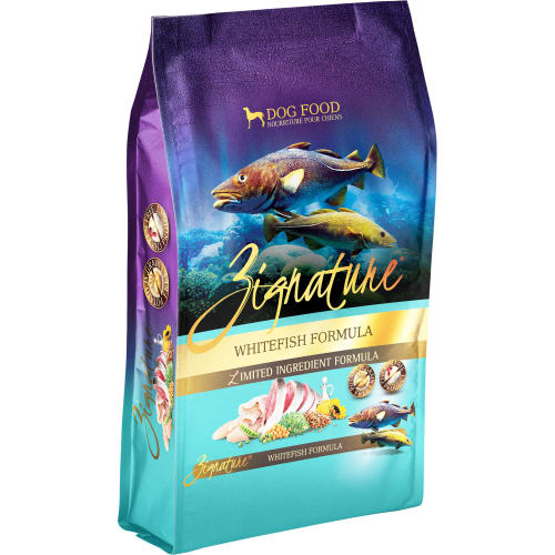 Zignature - Limited Ingredient Whitefish Formula Grain-Free Dry Dog Food