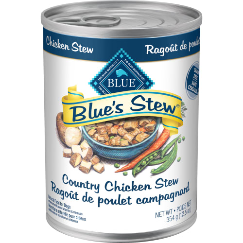Blue Buffalo - Blue's Stew Country Chicken Stew Grain-Free Canned Dog Food
