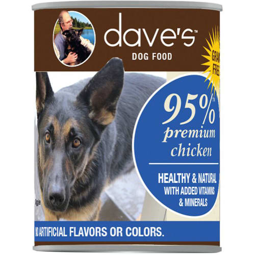 95 Premium Chicken Grain Free Canned Dog Food