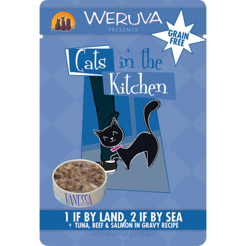Weruva - Cats In The Kitchen 1 If By Land
