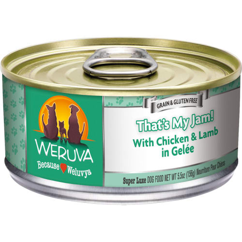 Weruva - That's My Jam! Grain-Free Canned Dog Food