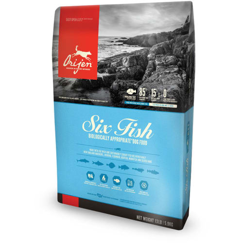 Orijen - Six Fish Grain-Free Dry Dog Food