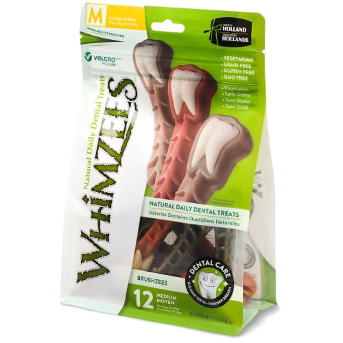 Whimzees - Toothbrush Dog Chews