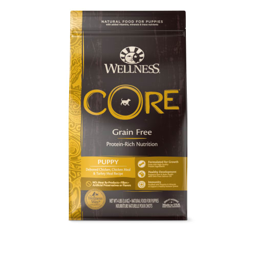 Wellness - Core Puppy Grain-Free Dry Dog Food, 24lb