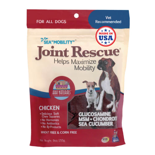 Ark Naturals - Sea Mobility Joint Rescue Chicken Dog Treat, 9oz