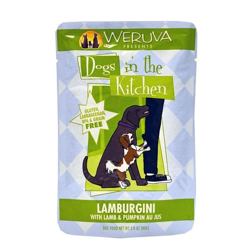 Weruva - Grain-Free Lamburgini Dog Food Pouch